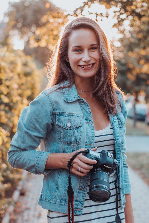 kristýna zbíralová fotografka portrét